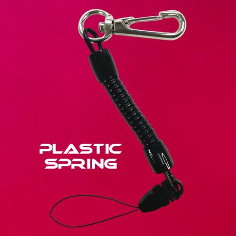 Easy And Quick Releast Binding Spring Rope Mobile Phone Nylon Wire And Hook Series
