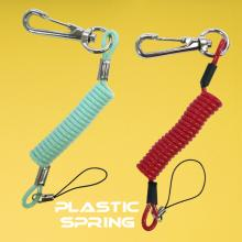 Durable Spring Rope Mobile Phone Lanyard Series